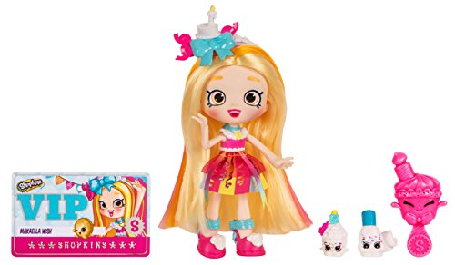 Shopkins Shoppies Doll Single Pack Makaella Wish Buy
