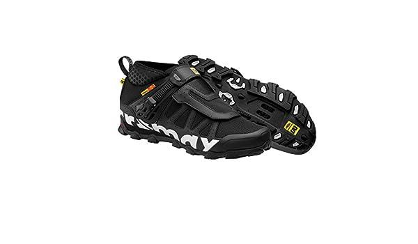 Mavic - Zapatillas de Ciclismo para Hombre Oscuro: Amazon.es: Zapatos y complementos