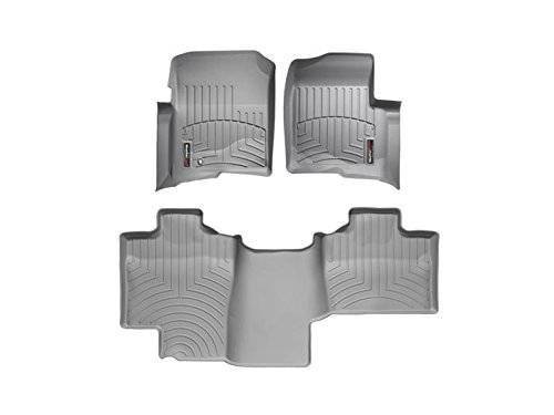 WeatherTech 46005 – 1 - 3 DigitalFit Floorlinerセット B0140MO1A8  - -