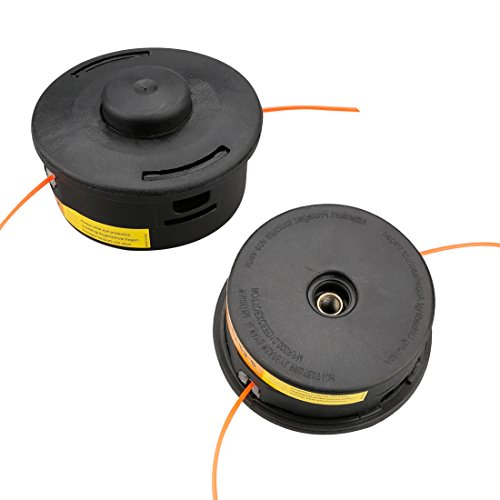 A-SZCXTOP Trimmer Head Nylon Line Bump Feed Head For Brush Cutter Engine Parts Auto Cut Strimmers Head Replacement For Most Lawn Mower