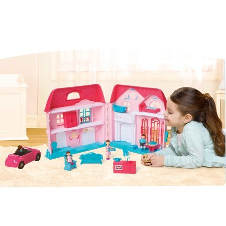 Kid Connection Doll House With (Annabelle Doll For Sale)