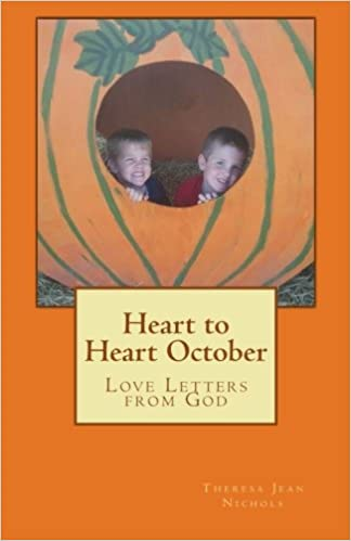 Book Heart to Heart October: Love Letters from God: Volume 10