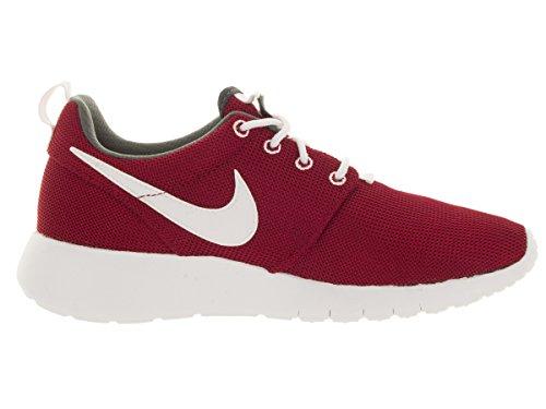 Nike Barn Roshe En Se (gs) Löparskor Gym Röd / Vit / Mörkgrå