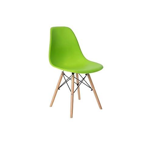 Amazon.com: Taburete de bar, silla de hierro, silla de ...