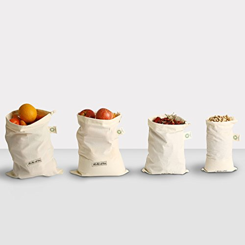 Buy Reusable Produce Bags - 3