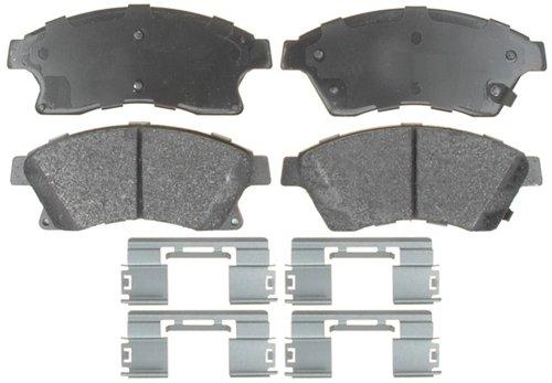 Raybestos PGD1522C Professional Grade Ceramic Disc Brake Pad Set