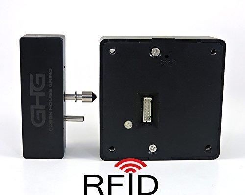 Open House Lock Kit - Greenhouse Grind GHG Hidden RFID Drawer Lock kit RFID Card/Wristband Entry