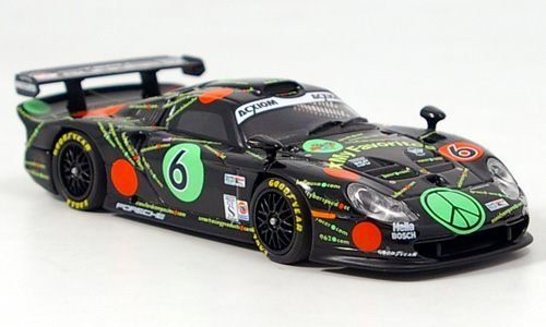 Porsche Gunnar-Porsche, G99, GT1, My Favorites,, 2003, Modellauto, Fertigmodell, Minichamps 1:43
