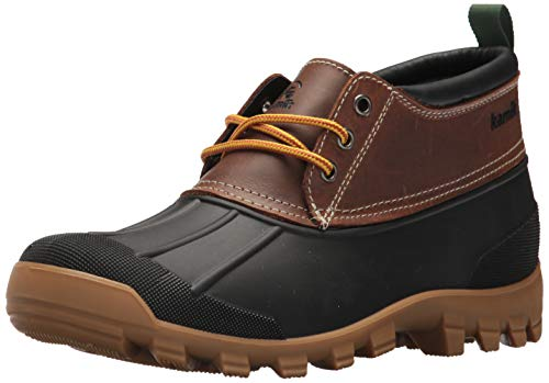 Kamik Men's Yukon 3 Dark Brown 1 11 D US