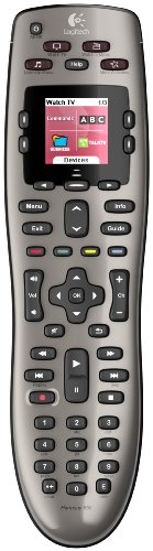 Logitech Harmony 650 Remote (Silver) (Discontinued by