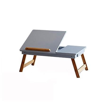 Diseño de Moda Mesa de Escritorio Simple de la Cama de la lecho de ...