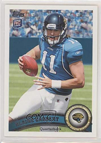 Blaine Gabbert (Football Card) 2011 Topps - [Base] #160.3