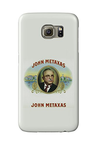 john-metaxas-brand-cigar-box-label-galaxy-s6-cell-phone-case-slim-barely-there