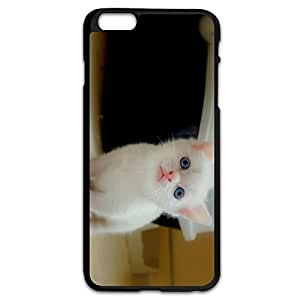Cat Generic Case Cover For IPhone 6 Plus by lolosakes