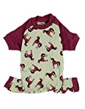 Leveret Matching Dog Pajamas Christmas Pjs 100% Cotton Unicorn Size Large