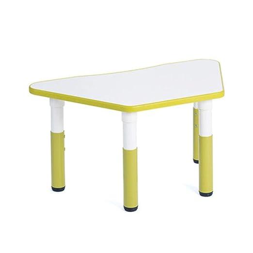 Escritorio para Niños Niños poligonal mesa de plástico, Ascensor ...