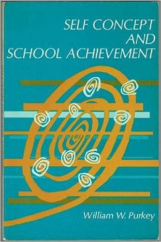 Examen ebook en ligne Self Concept and School Achievement by William Watson Purkey in French DJVU