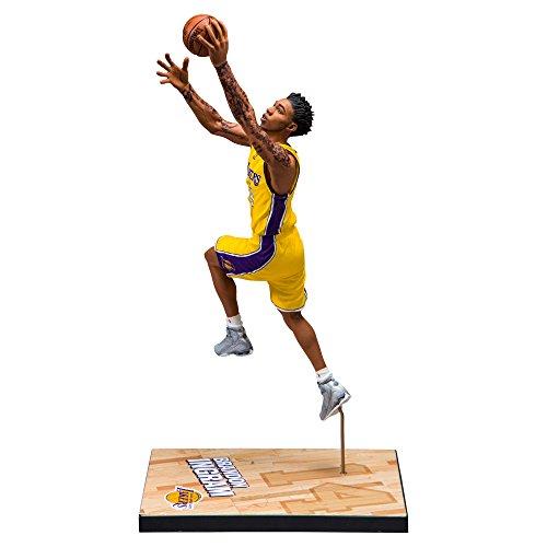 McFarlane Toys NBA Series 30 Los Angeles Lakers Brandon Ingram Action Figure by McFarlane