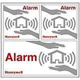Honeywell Home HS330S Kit Alarma inalámbrica, Blanco: Amazon ...