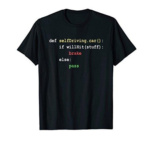 Funny Programmer Shirt with Software Developer Pun for Geeks (Sql Developer The Network Adapter Could Not Establish)