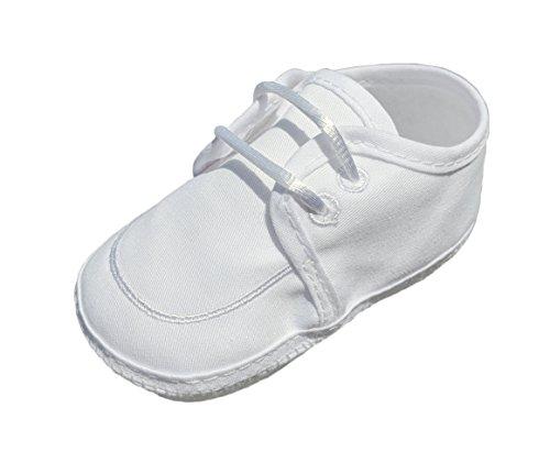 Boys First Communion Shoes (Boy's Gabardine Lace-up Shoe (Size)