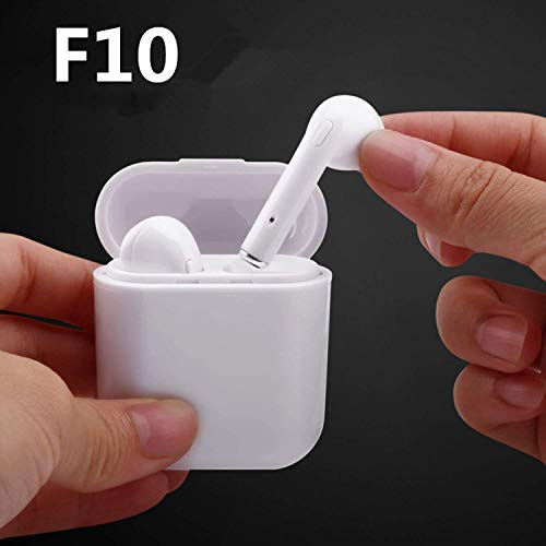 Price comparison product image Mini X one / i9s / F10 Bluetooth Headset Wireless Earphone for iPhone Apple 6 / 7 / 8 / PLUS x Tshirt, F10 Mini Tshirt, China