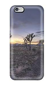 8782445K44434335 New The Desert Road Tpu Case Cover, Anti-scratch Phone Case For Iphone 6 Plus