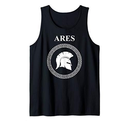 Ares Greek God of War Tank Top (God Of War Ascension Pc Game Registration Code)