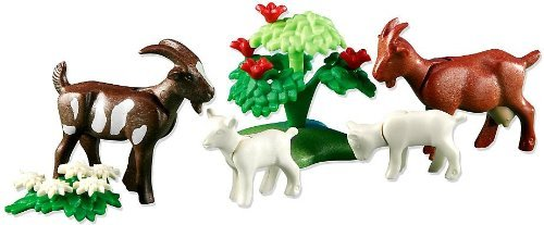 PLAYMOBIL® Add-On Series - Goats with - Playmobil Animal Farm