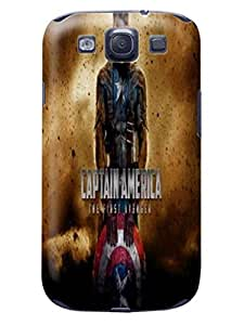 Custom Lightweight Waterproof New Style fashionable TPU Phone Protector Cover for Samsung Galaxy s3