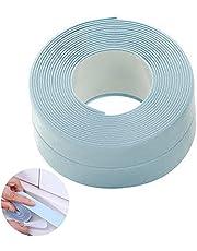 Waterdichte Tape, 320 x 3,8cm Bad Sealant Tape,Douche Seal Strip,Raam Sealer Strip,Caulk Strip Sealing Tape,Wandafdichting Strip,Vochtbestendig Mildew Proof voor Keuken Sink Hoek Toilet