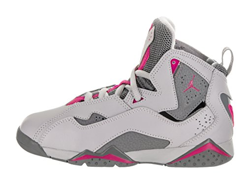 Grey Shoe Flight BP Pink Basketball White Jordan Kids Grey True Nike fqUS8