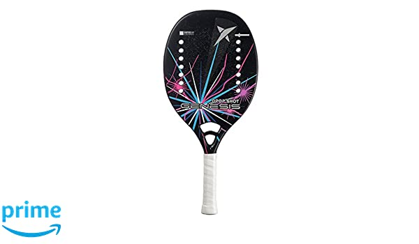 Amazon.com : Drop Shot Genesis Professional Beach Tennis Paddle Racquet : Sports & Outdoors