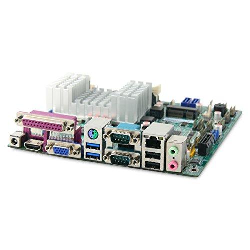 Jetway NF9T-2930 Intel Baytrail Fanless Quad Core Mini-ITX MB w/Dual COM,12V DC