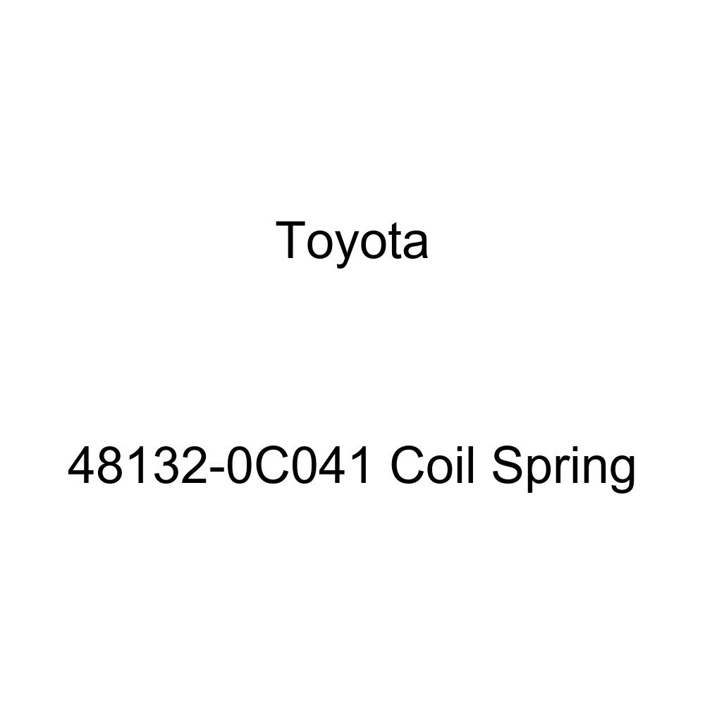 Toyota 48132-0C041 Coil Spring