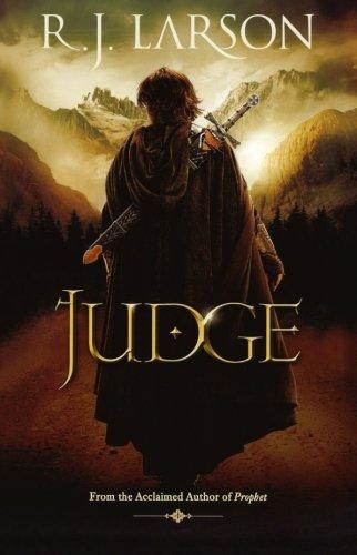Judge (Books of the Infinite)