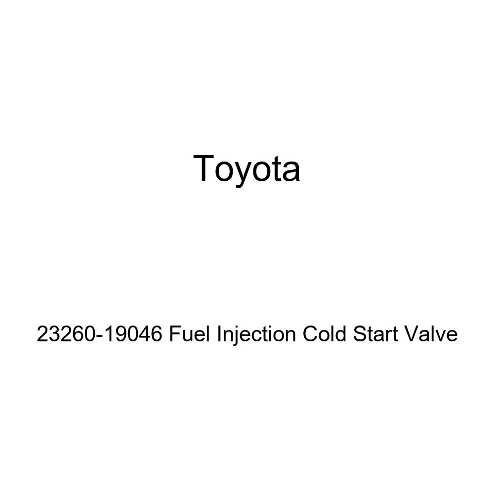 Toyota 23260-19046 Fuel Injection Cold Start Valve