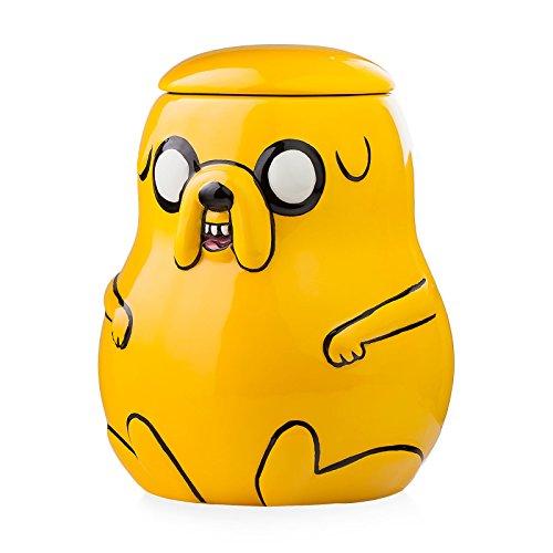 adventure-time-jake-3d-ceramic-cookie-jar