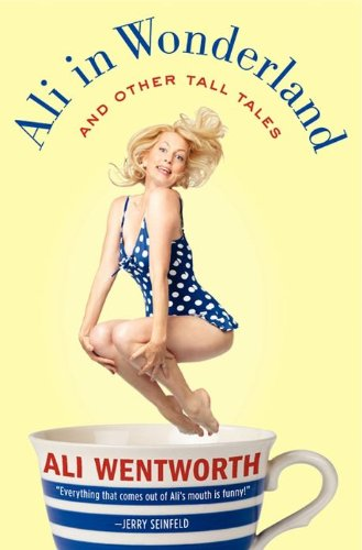 Ali in Wonderland: And Other Tall Tales cover