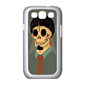 Case Of Skull Customized Hard Case For Samsung Galaxy S3 I9300