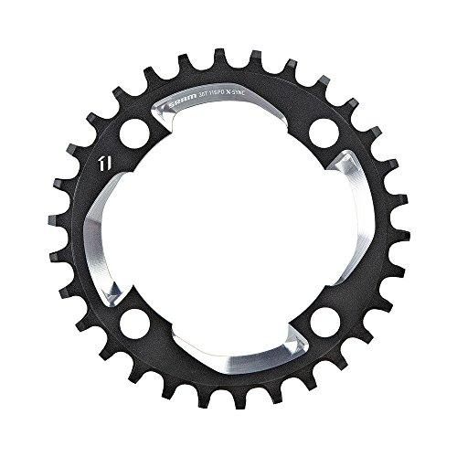 - SRAM X01 94BCD 1x11-Speed Chain Ring, 30T