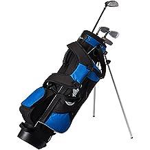 Confidence Junior Golf Club Set with Stand Bag