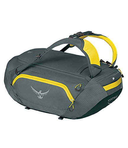Osprey Packs Trailkit Duffel Bag, Lightning Grey, One Size by Osprey
