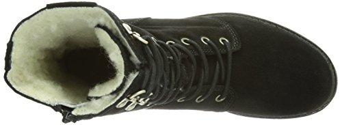 Aigle Damen Allnut 2 Kurzschaft Stiefel Schwarz (black 9)