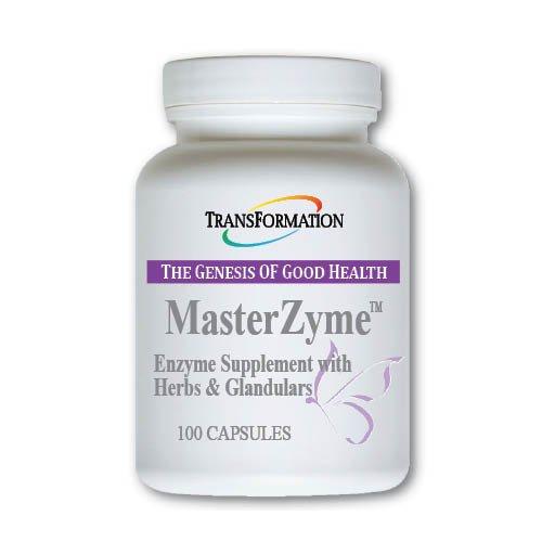 Преобразование фермента - MasterZyme -100 шапки