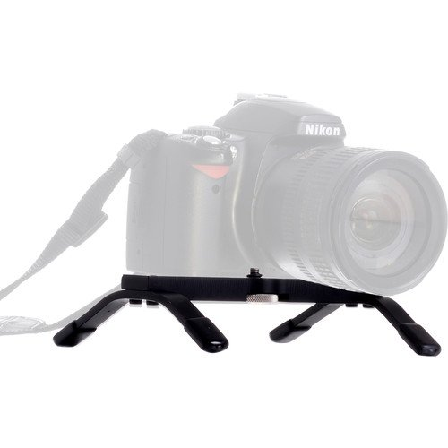 Camera mount- camera support - camera tripod - stable platform for your DSLR - low profile - Gopro - off camera flash - lightweight -studio & location - weddings - protects equipment - bracket by The Handstand