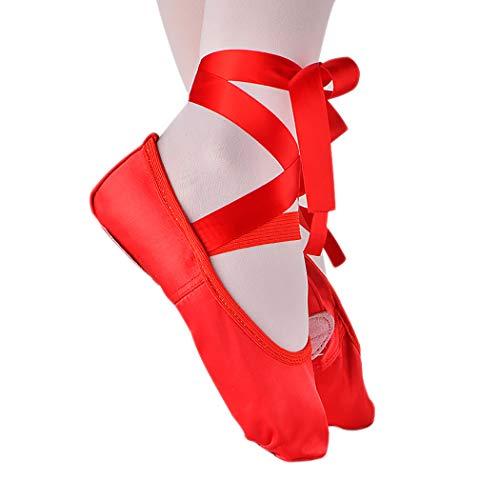 split sole dance shoes - 6