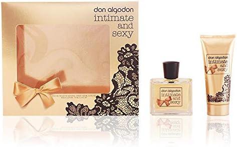D. ALGODON INTIMAT&SEXY 100VPO.+BODY: Amazon.es: Belleza
