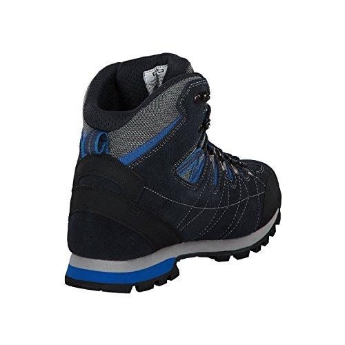 Cmp Homme Campagnolo Noir De Arietis bleu Randonnée Hautes Chaussures 7qY7wr