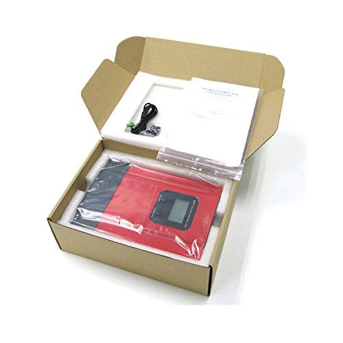 KRXNY 40A MPPT Solar Charge Controller DC 12V/24V/36V/48V Auto Battery Regulator PV 150V Input RS485 Communication by KRXNY (Image #6)